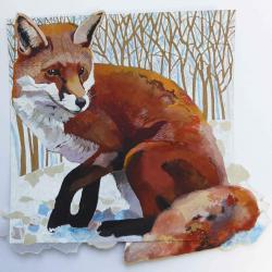 A Fox Jumped Out by Elizabeth McCrimmon