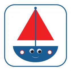Bert Boat by Jonathan Crosby