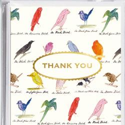 Birds by Edward Lear