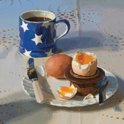 Breakfast by Jeremy Galton