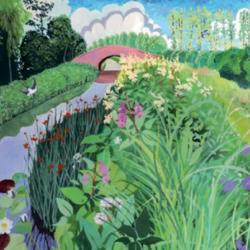 By The Canal by Sheila Smithson