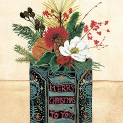 Christmas Tin by Rachel Grant