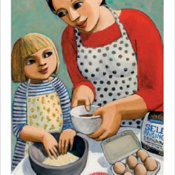 Cooking With Betty by Anita Klein
