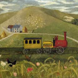 Etna by Tirzah Ravilious