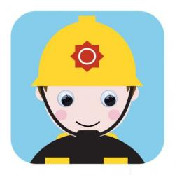 Fireman Finn by Jonathan Crosby