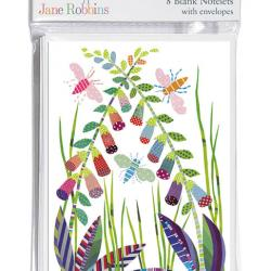 Foxgloves by Jane Robbins