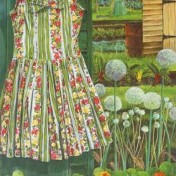 Gardener's Favourite Dress by Mariette Voke