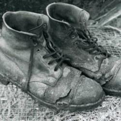 George Ayres Boots by James Ravilious
