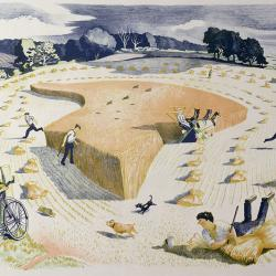 Harvesting by John Nash