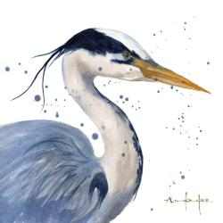 Heron by Alison Fennell