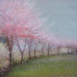 Line of Blossom by Thomas Lamb