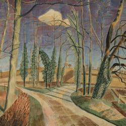 March Noon by Edward Bawden