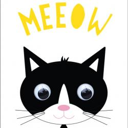 Meeow by Jonathan Crosby