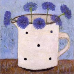 My First Cornflowers by Anna Wilson-Patterson