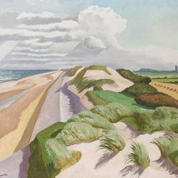 Norfolk Coast (Waxham to Winterton) by John Nash