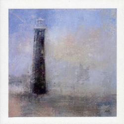Old Dungeness Lighthouse by Anna Wilson-Patterson