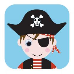 Pirate Pete by Jonathan Crosby