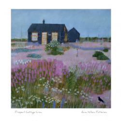 Prospect Cottage Crow by Anna Wilson-Patterson