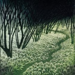 Ramson Path by Morna Rhys