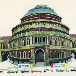 Royal Albert Hall by Miroslav Sasek