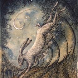 Scythe Moon by Jane Keay