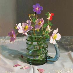 September Flowers by Jeremy Galton