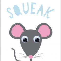 Squeek by Jonathan Crosb