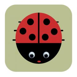 Lisbeth Ladybird by Jonathan Crosby