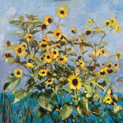 Sunflowers by Anne-Marie Butlin