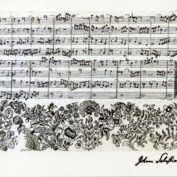 The Art of Fugue by Johann Sebastian Bach