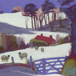 The Blue Gate by Sue Campion