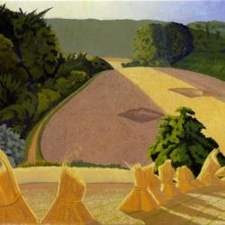 The Cornfield by John Nash