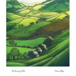 The Dancing Hills by Morna Rhys