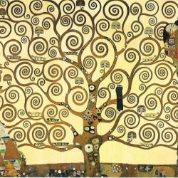 The Fulfillment by Gustav Klimt