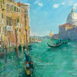 The Grand Canal by Mary Jackson