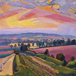 The Icknield Way by Spencer Frederick Gore