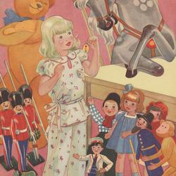 Trial in Toyland by A Brunton