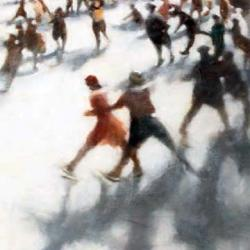 Whirling and Swirling by Bill Jacklin