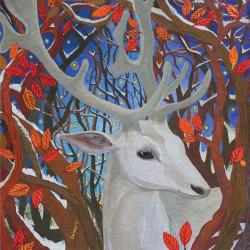 White Stag by Melissa Launay
