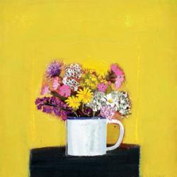 Wild Flowers - Mown Grass by Emma Dunbar