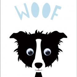 Woof by Jonathan Crosby