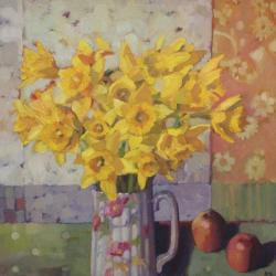 Daffodils by Anne Marie Butlin