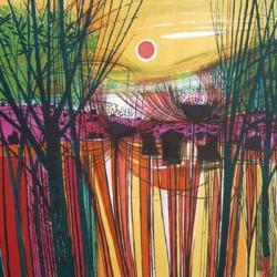 Hedgerow by Garrick Plamer