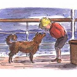 Tim's Friend Towser by Edward Ardizzone