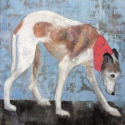 Whippet Walk by Anna Wilson-Patterson