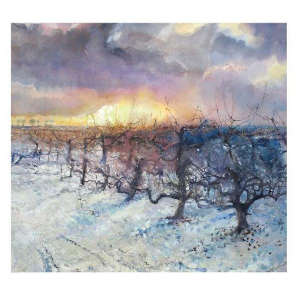 End of the Day - Army of Apple Trees by Sophie Knight