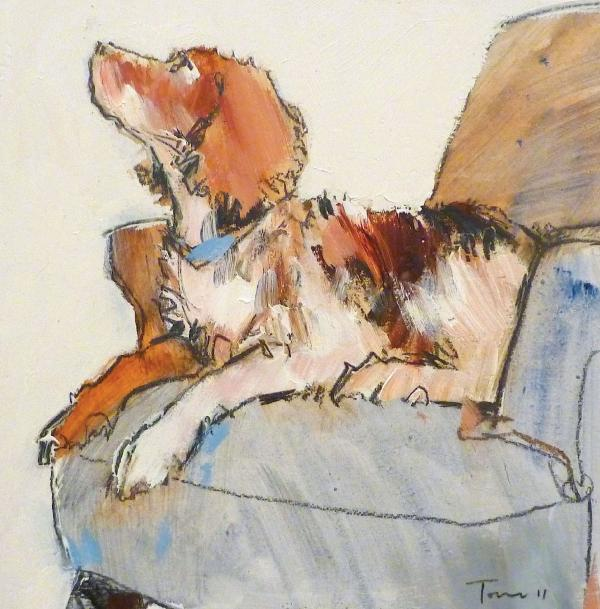 Faithful Friend by Tom Homewood
