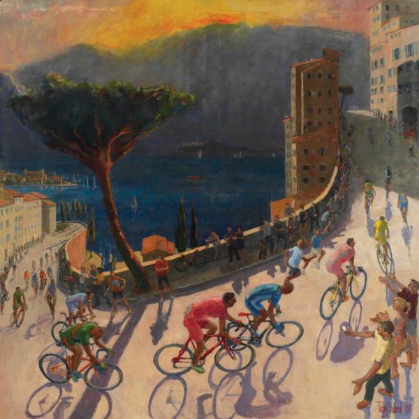Giro ll by Toby Ward