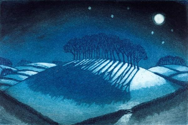In the deep mid winter by Morna Rhys
