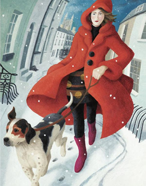 Lady of the Snows by Ophelia Redpath
